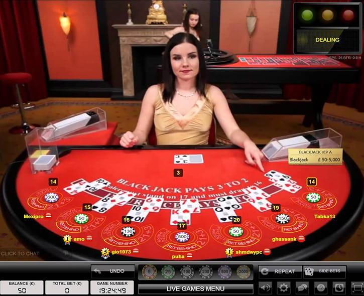 casino kortspil online